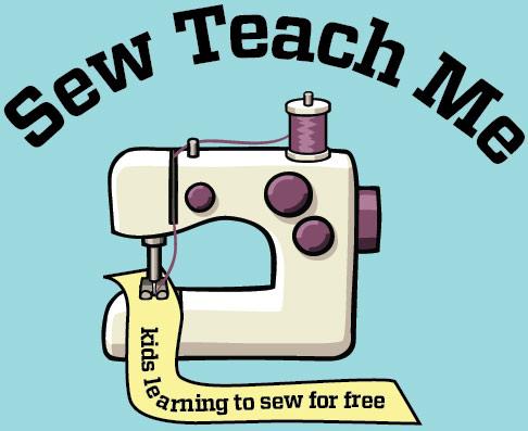 Sew Teach Me Logo
